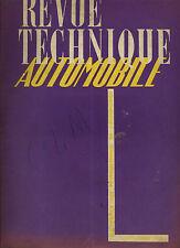 (C16) REVUE TECHNIQUE AUTOMOBILE Moteurs DIESEL CLM / WARNER/ VIOLET BERNARDET