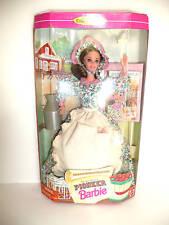 Barbie Doll- American Stories Collection- Pioneer Barbie Doll-1995- #14756 NIB