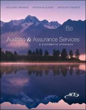 Auditing & Assurance Services: A Systema