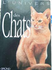 L'univers des chats Verhoef-Verhallen  Esther