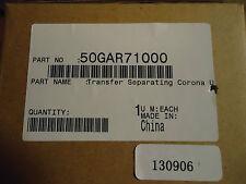 Konica Minolta bizhub, TRANSFER SEPARATING CORONA UNIT,PART#50GAR71000, NEW