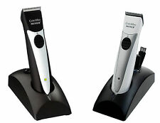 Moser ChroMini 1591 Hair Trimmer Professional Rechargeable Battery Black / White