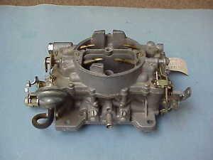 67 MoPar Carter Carburetor Dodge Plymouth Chrysler AFB 300 Fury Polara Satellite