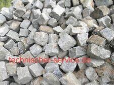 Granitpflaster grau unregelmäßig Wildpflaster  (0,045 €/kg)