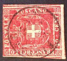 Grand Duché N° 21 40c Rouge Obli T B 2 Voisins Côté 175€