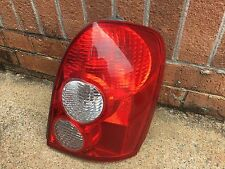 2002-2003 Mazda Protege 5 Passenger Side Right Taillight Tail Light