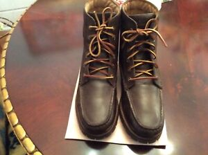 POLO BOOTS SIZE 81/2