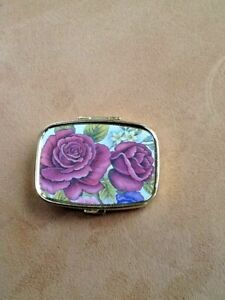 BN never used handbag size pill box