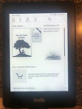 Amazon Kindle Paperwhite (6th Generation) 4GB, Wi-Fi + 3G