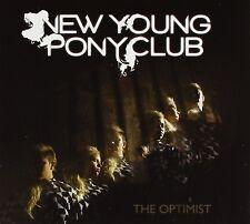 NEW YOUNG PONY CLUB - THE OPTIMIST  CD NEU