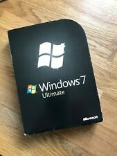 Microsoft Windows 7 Ultimate DVD for Windows...