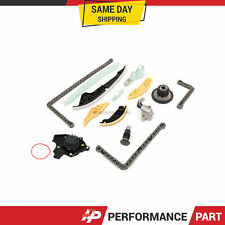Timing Chain Kit Water Pump for 08-15 Volkswagen Audi A3 A4 A5 A6 TT Quattro 2.0