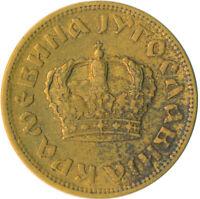 COIN / SERBIA / 1 DINAR 1938 COLLECTIBLE  #WT5488
