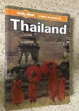 Lonely Planet     THAILAND.  Travel Survival Kit