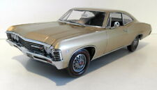 Ertl 1/18 scale Diecast - 39392 1967 Chevy Impala SS Gold