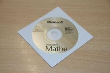 Medion Microsoft Mathe 3.0 CD Rom Neu mit Key