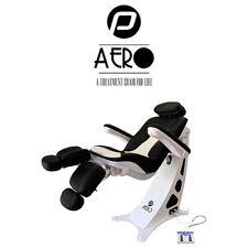 CS PRO-AREO Fusspflegestuhls Schwarz-Weiß Elektrisch Höchstmaß an Qualität