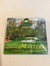 2010 Masters Commemorative Pin - Phil Mickelson Win