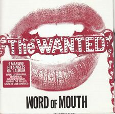 THE WANTED Word Of Mouth CD - New