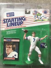 1989 Starting Lineup John Elway NM In Protective Case Broncos
