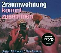 Kommt zusammen (Limited Edition) von 2raumwohnung | CD | Zustand gut
