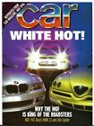 MG MGF 1.8i & VVC Road Tests 1996 UK Market Sales Brochure Car Z3 Alfa Spider