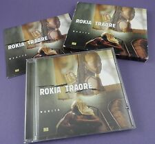 Rokia Traore -  Wanita CD 2000 with Booklet & Slipcase