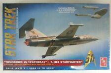 AMT Star Trek TOS, Tomorrow is Yesterday F-104 Starfighter 1/48    953
