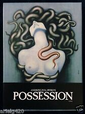 Possession  Blu-ray Mondo Vision  SPECIAL EDITION MINT NEW SEALED OOP IN HAND