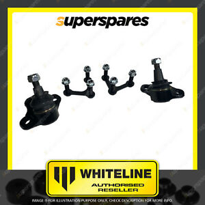 Whiteline Front Roll centre correction kit for SKODA OCTAVIA MK3 TYP 5E