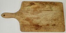 Old Distressed Primitive Wood Cutting Board Farmhouse Country Cottage Decor LG17