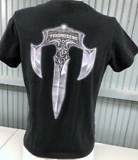 Tribal Gear Small Black Mens Graphic T-Shirt