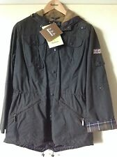 Barbour Patternless Hip Length Coats & Jackets for Women