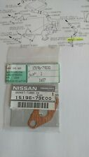 Nissan Sunny Pulsar GTI-R, Turbo oil outlet gasket, new genuine part.