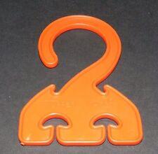 Vintage Tupperware Gadgets Hang-It-All Orange Red #315-9