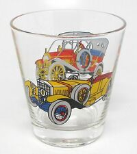 Mercedes 1914 / Buick 1910 - Juice Water Drinking Car Glass(es) - 6 oz. - France