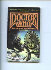 Doctor Who And The Loch Ness Monster # 6, T Dicks 2nd Us Sb Vg