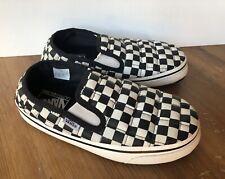 Vans Checkerboard Slip-Er Shoes UltraCush Classic Slip-On Size 7-8