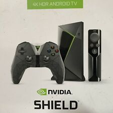 NVIDIA SHIELD TV 2017 4K HDR Streaming Media Player - Black