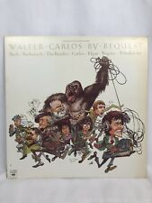 Walter Carlos  By Request  Original 1975 Columbia Electronic Modern Classical Lp