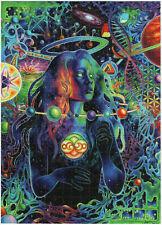 PANDORA BY CALLIE FINK & STEEEZZY PSYCHEDELIC BLOTTER ART