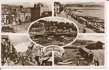 PC25720 Greetings from Lyme Regis. Multi view. RA. RP. 1951