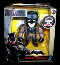 DESERT BATMAN VS SUPERMAN Action Figure DC Comic Books Movie Die Cast Metal M16