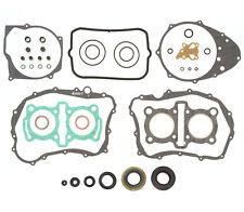 Engine Rebuild Kit - Honda CB400 Hawk CM400 - 1978-1981 - Gasket Set + Seals