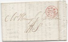 # 1815 JURY COURT EDINBURGH PRINTED LETTER WILLIAM CLERK NOT CHARGED POSTAGE?