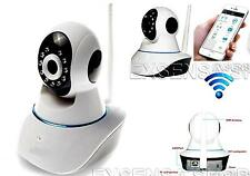 TELECAMERA IP P2P HD 720P CAMERA INFRAROSSI WIRELESS WI-FI baby monitor