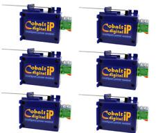 DCC Concepts DCP-CB6DIP COBALT ip Point Motor (Pk6)