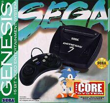Sega Genesis 3 MegaDrive Mega Drive BRAND NEW w 116 Games Retro Gaming Console