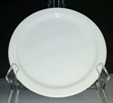 "Syscoware Sysco Restaurant Ware White 9"" Luncheon Small Dinner Plate 9487109"