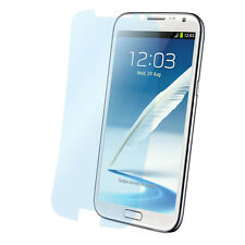3x Super Clear Schutz Folie Samsung Note 2 Klar Display Screen Protector